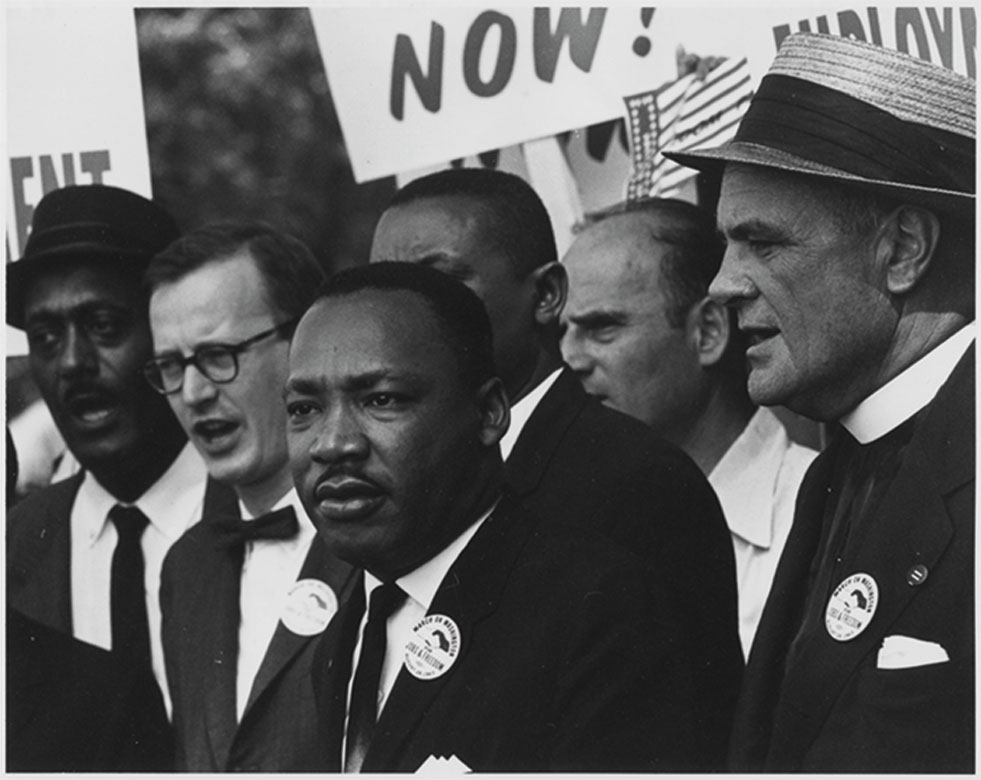 Martin Luther King Jr's Dream Alive through Unity and Service